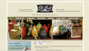 seo web design for retail stores